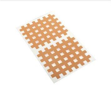 Gitter Akupunktur Tape Akkupunkturtape flesh 2 St. 4,4 x 5,2cm